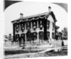 Abraham Lincoln's House by Corbis