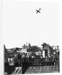V-1 Flying Bomb over England by Corbis
