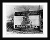Security Billboard at Allis-Chalmers Plant by Corbis