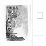 Engraving of Main Street by Corbis