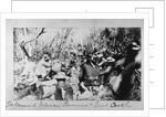 Geronimo Holding Council by Corbis