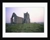 St. Michael's Church Ruins on Burrow Mump by Corbis