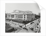 New York Public Library by Corbis