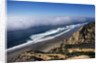 Fog Bank on the Pacific Ocean by Corbis