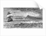 Charles Darwin's Ship Beagle by Corbis