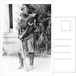 Corporal J.P. Goodliff by Corbis