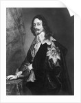 Charles I by Anthony van Dyck