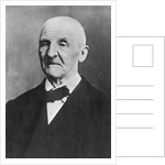 Portrait of Anton Bruckner by Corbis