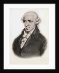 Portrait of Composer Joseph Haydn by Corbis