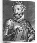 Portrait of Luis de Camoens by Corbis