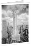 Chrysler Building in New York City by Corbis