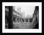 Ancient Roman Ruins by Corbis