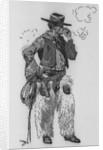 Cowboy by Corbis