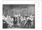 Congress in Session for Independence by Corbis