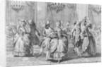 Dancing the Minuet by Corbis