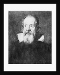 Painting of Galileo by Justus Suttermans
