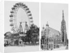 Ferris Wheel and St. Stephen's by Corbis