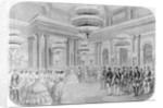 A Royal Court Ball by Corbis
