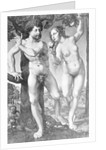 Adam and Eve by Corbis