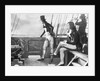 """Francis Scott Key Composing """"The Star Spangled Banner"""" by Corbis"""