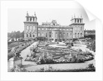 Ground View of Blenheim Palace in England by Corbis