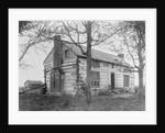Hardscrabble Log Cabin Farmhouse by Corbis