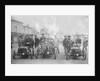 Cars Participating in Paris Rouen Race by Corbis