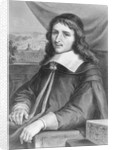 Portrait of Nicolas Fouquet by Corbis