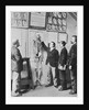 Alphonse Bertillon Demonstrates Bertillon System by Corbis