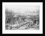 Capture and Death of Sitting Bull Lithograph by Corbis