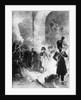 Napoleon Leaving Burning Kremlin by Corbis