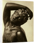 Head of Sleeping Faun by Corbis