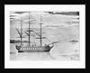 The Resolution Sailing Ship by Corbis