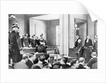 Captain Dreyfus Before Council of War by Corbis