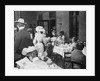 Citizens Dining at Tables by Corbis