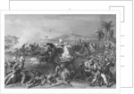 Drawing Depicting The Sepoy Rebellion by Corbis
