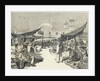People Shopping at Outdoor Market by Corbis