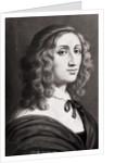 Portrait of Queen Christina of Sweden by Corbis