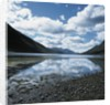 Clouds Reflected in Loch Etive by Corbis