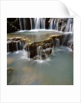 Cascading Waterfall by Corbis