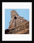 Ancient Buddhist Temple Thailand by Corbis