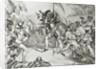 Alonso de Ojeda Proposing March to Men by Corbis