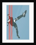 Soccer player by Corbis
