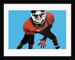 Football player by Corbis