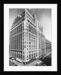 Exterior of Macy's Department Store by Corbis
