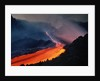 Lava Flowing from Mount Etna by Corbis