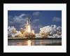 Launch of the Space Shuttle Discovery by Corbis