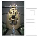 Dick Shaw Using Shane Telescope by Corbis