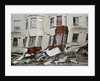 House Destroyed by Earthquake by Corbis