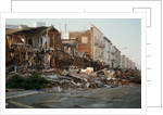 Home Destroyed in Earthquake by Corbis